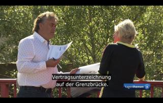 Dorothee Wiebe und Guy Zins: Business in der Großregion