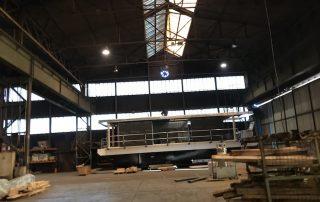 Schiffsbau in Lothringen